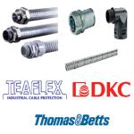 TEAFLEX ABB THOMAS&BETTS DKC T&B