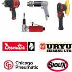 DESOUTTER GEORGE RENAULT URYU SIOUX CP CHICAGO PNEUMATIC