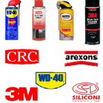 WD40 AREXONS CRC 3M SILICONI COMMERCIALE